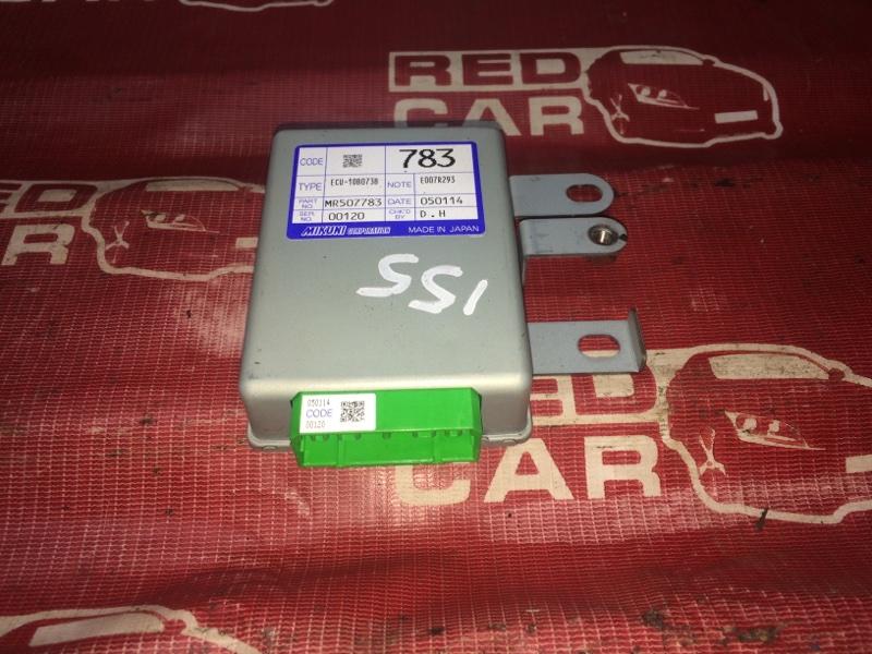 Блок управления efi Mitsubishi Pajero Io H76W-5500231 4G93 2004 (б/у)