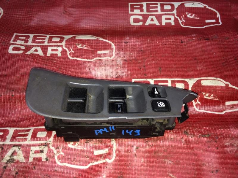 Блок упр. стеклоподьемниками Nissan Prairie PM11-056189 SR20 1998 передний правый (б/у)