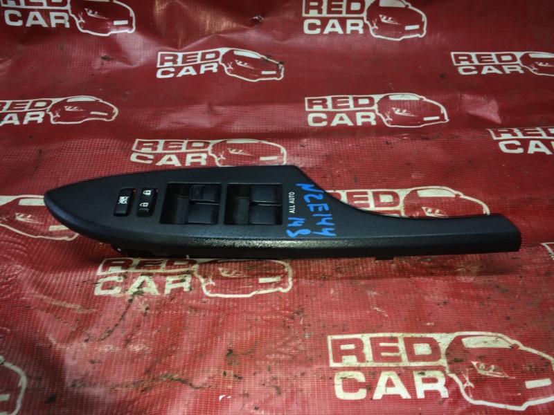 Блок упр. стеклоподьемниками Toyota Corolla Fielder NZE144-9010531 1NZ 2008 передний правый (б/у)