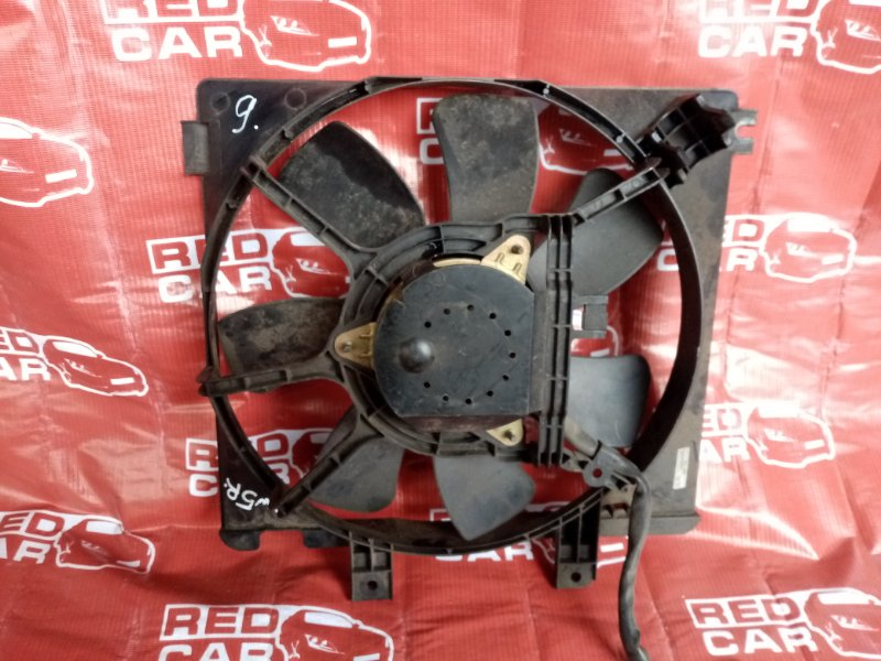 Диффузор радиатора Mazda Capella GW5R (б/у)