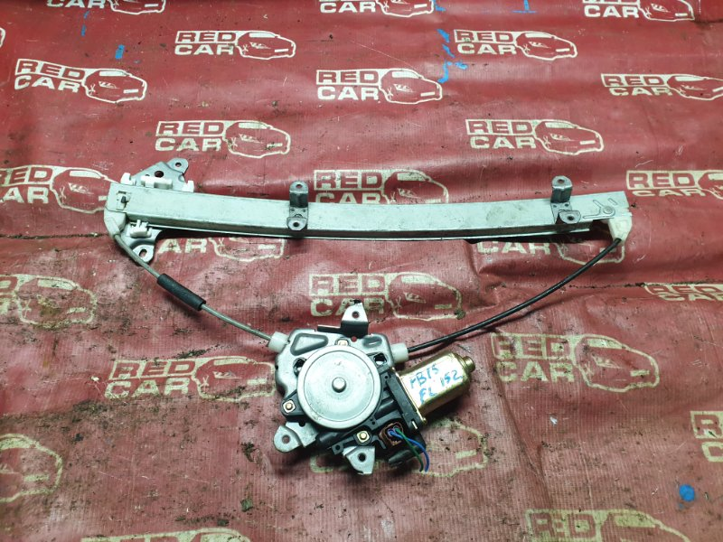 Стеклоподъемник Nissan Sunny FB15-354313 QG15 2002 передний левый (б/у)
