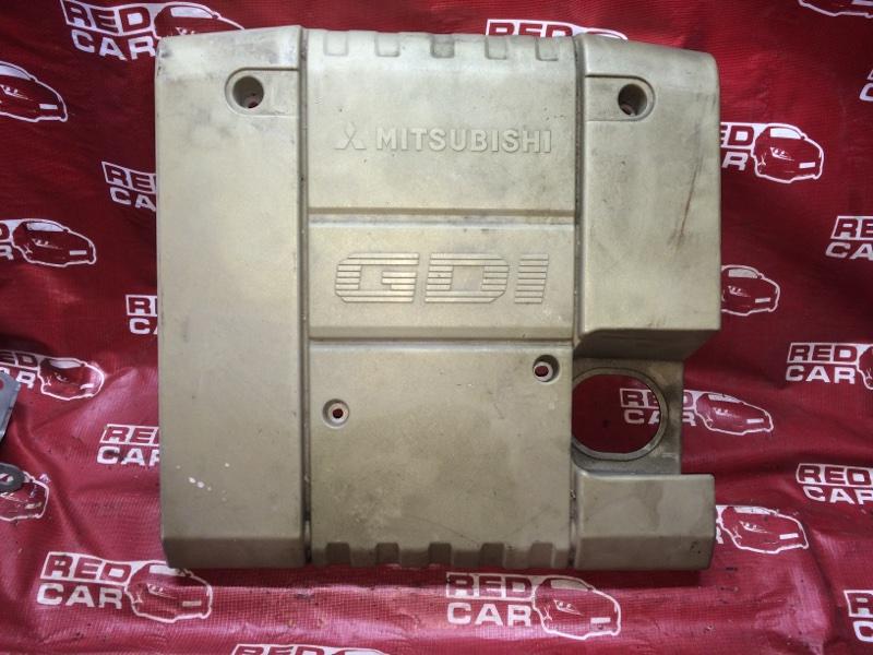 Декоративная крышка двс Mitsubishi Pajero V75W-0007823 6G74 2000 (б/у)