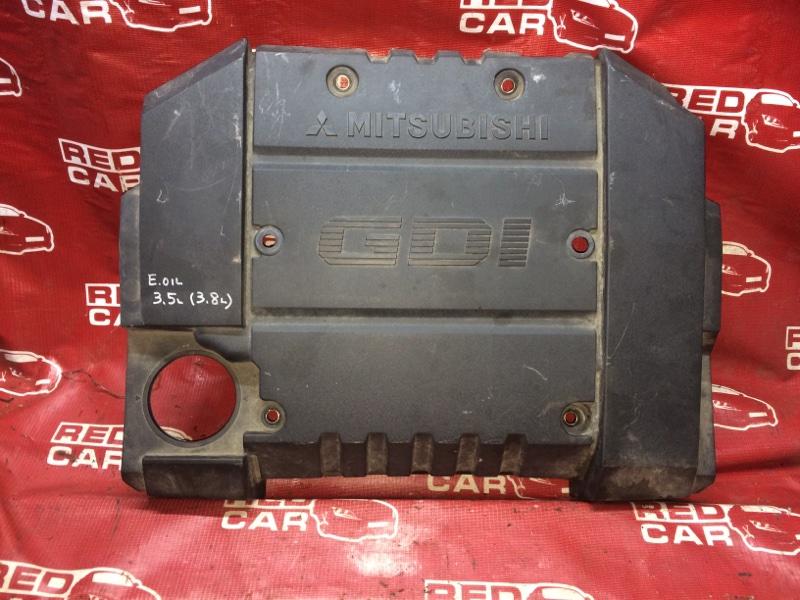 Декоративная крышка двс Mitsubishi Lancer Cedia CS5A-0100853 4G93 2001 (б/у)