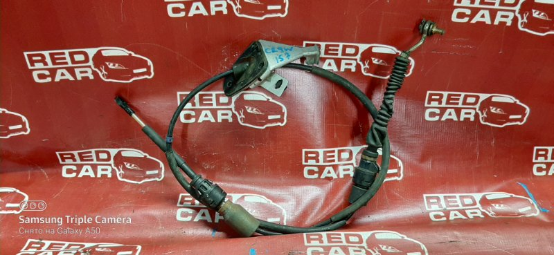 Трос переключения акпп Mitsubishi Dion CR9W-0104378 4G63 2000 (б/у)