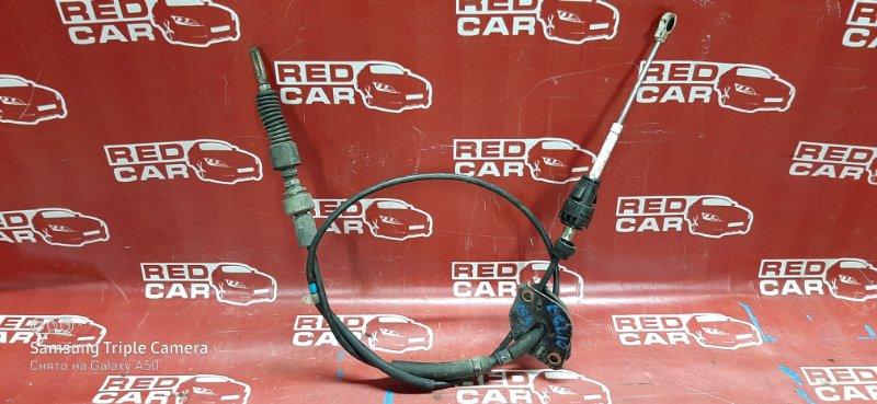 Трос переключения акпп Toyota Passo KGC10-0051246 1KR 2005 (б/у)