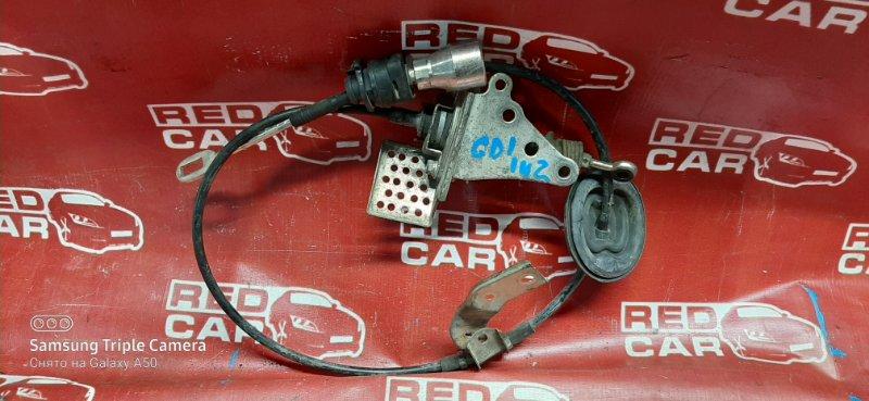 Трос переключения акпп Honda Fit GD1-2346876 L13A 2006 (б/у)