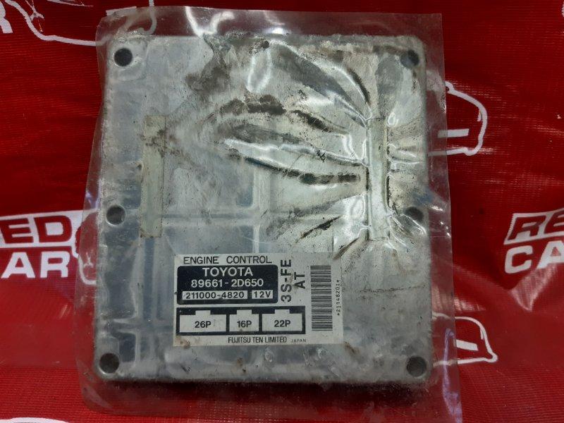Компьютер Toyota Carina Ed ST202-7053351 3S 1996 (б/у)