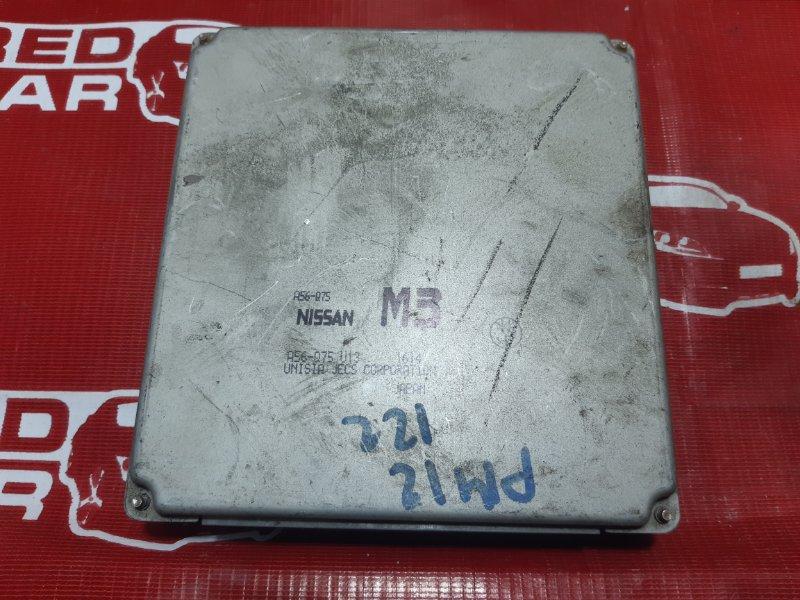 Компьютер Nissan Liberty RM12-005710 QR20 2001 (б/у)