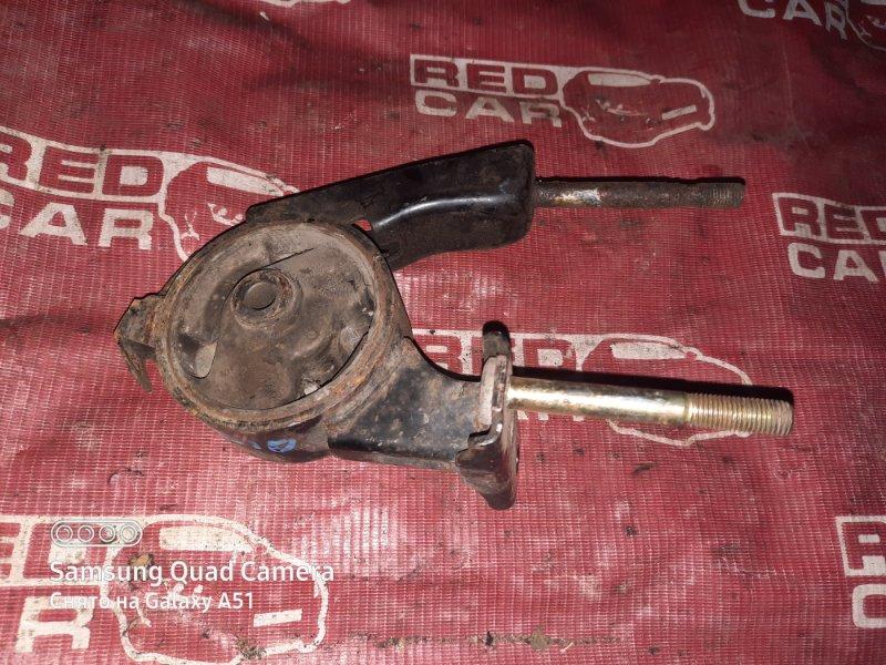 Подушка двигателя Toyota Vitz NCP10-0045592 2NZ 2000 передняя (б/у)