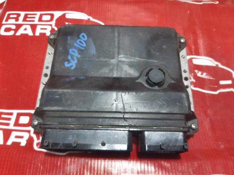 Компьютер Toyota Ractis SCP100 2SZ (б/у)