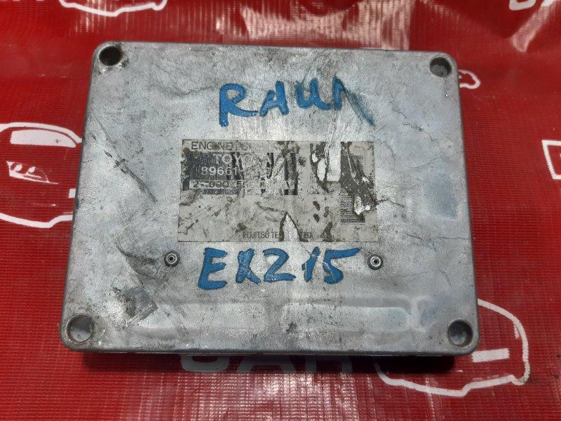 Компьютер Toyota Raum EXZ15 5E (б/у)