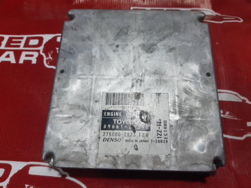 Компьютер Toyota Allion ZZT245 1ZZ (б/у)