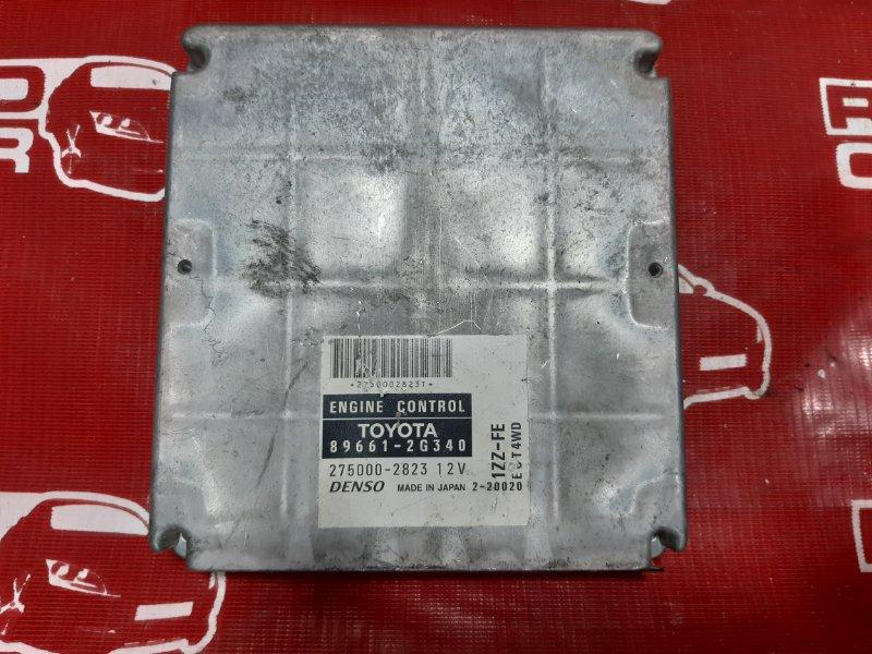 Компьютер Toyota Allion ZZT245-0012123 1ZZ 2003 (б/у)