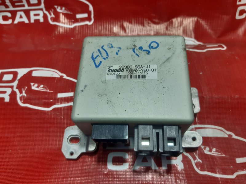 Блок управления рулевой рейкой Honda Civic EU1 D17A 2004 (б/у)
