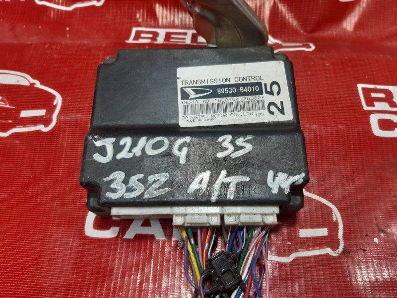 Блок управления акпп Toyota Rush J210G 3SZ (б/у)