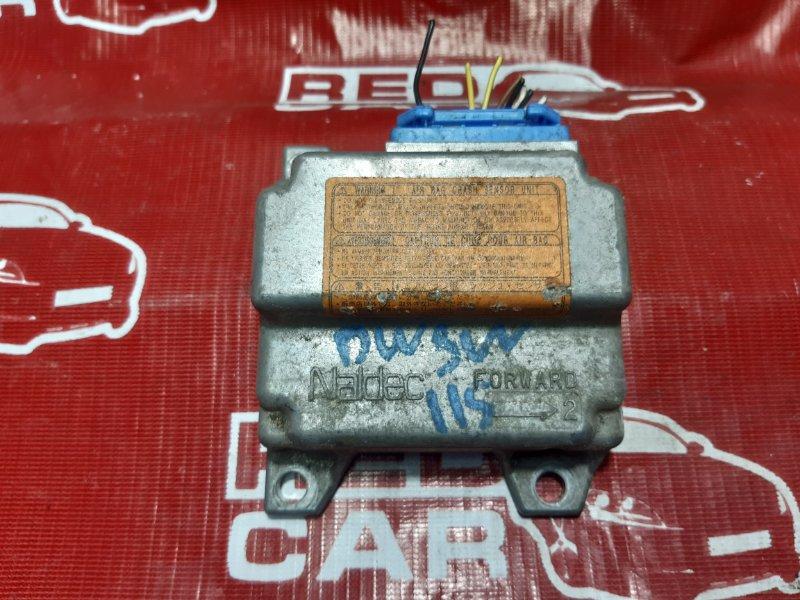 Блок управления аирбаг Mazda Demio DW3W-317229 B3 1998 (б/у)