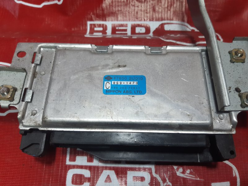 Блок управления abs Nissan Cube Z10-097749 CG13 1998 (б/у)