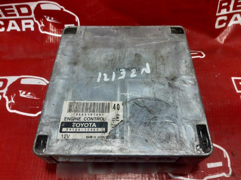 Компьютер Toyota Corolla NZE124 1NZ-FE (б/у)