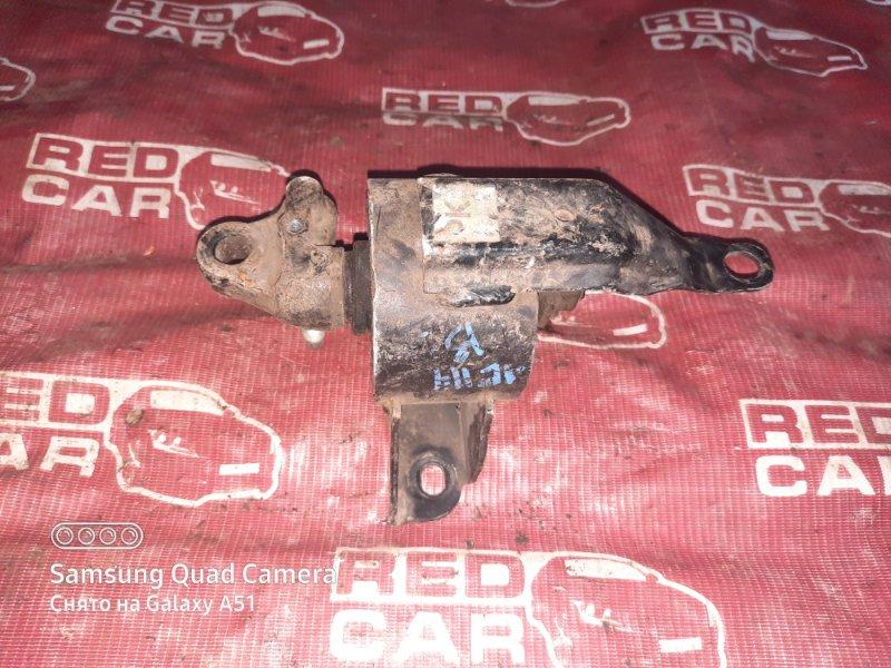 Подушка двигателя Toyota Sprinter Carib AE114-7014154 4A 2000 передняя (б/у)