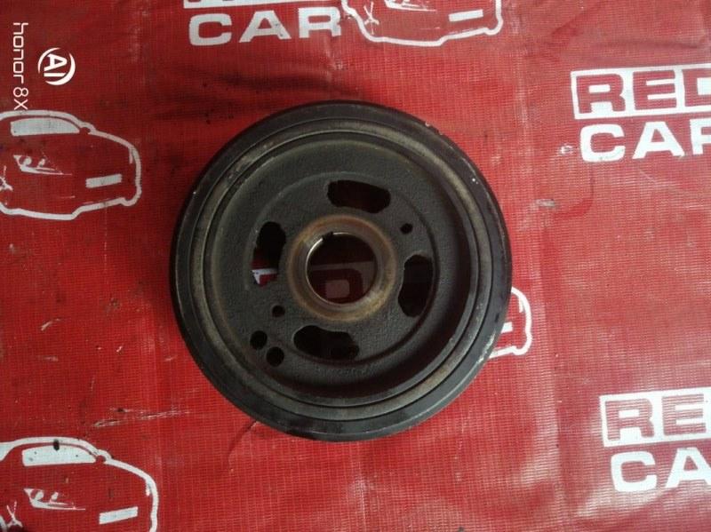 Шкив коленвала Nissan Liberty RM12-005710 QR20 2001 (б/у)