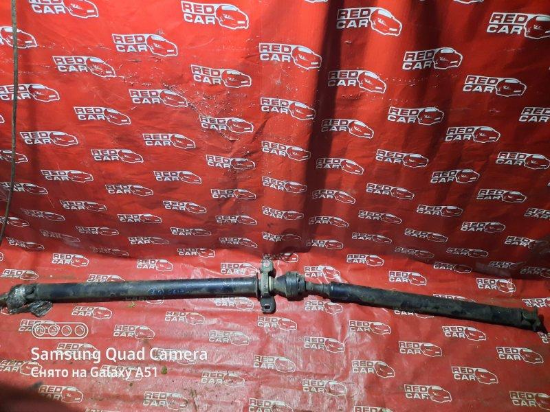 Карданный вал Toyota Caldina ST195-0091131 3S 1995 задний (б/у)