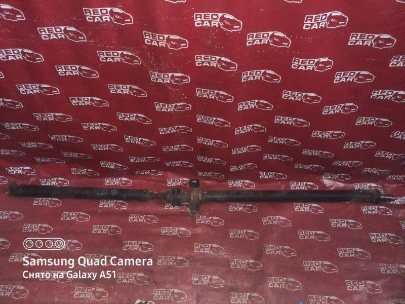 Карданный вал Toyota Caldina CT198-0003892 2C задний (б/у)