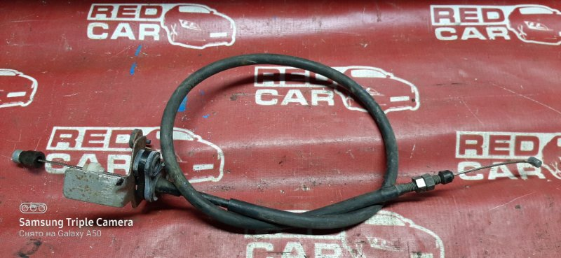 Трос газа Toyota Sprinter Carib AE114-7014154 4A 2000 (б/у)