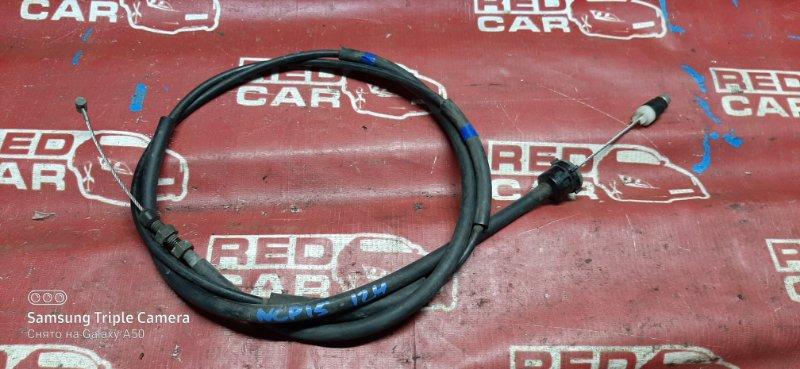 Трос газа Toyota Vitz NCP15-0018671 2NZ 2000 (б/у)