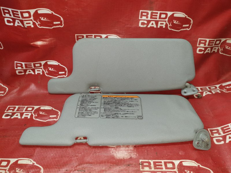 Козырек солнцезащитный Toyota Sprinter Carib AE114-7014154 4A 2000 (б/у)