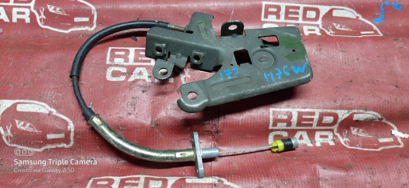 Трос газа Mitsubishi Pajero Io H76W-0122782 4G93 2000 (б/у)