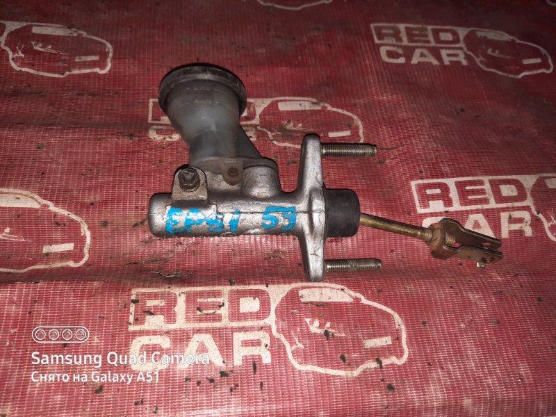 Главный цилиндр сцепления Toyota Starlet EP91-0126405 4E 1996 (б/у)