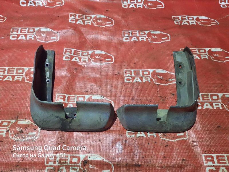 Брызговики комплект Honda Freed GB3-1040890 L15A 2008 задние (б/у)