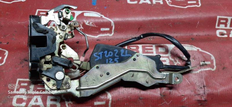 Замок двери Toyota Carina Ed ST202-7053351 3S 1996 задний левый (б/у)
