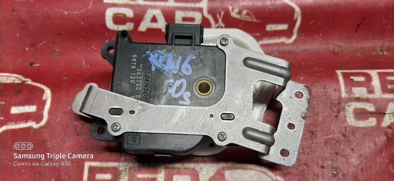 Сервопривод заслонок печки Honda Stream RN6-1011525 R18A 2006 (б/у)