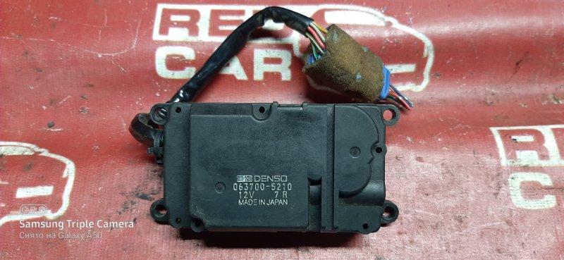 Сервопривод заслонок печки Toyota Carina Ed ST202-7053351 3S 1996 (б/у)