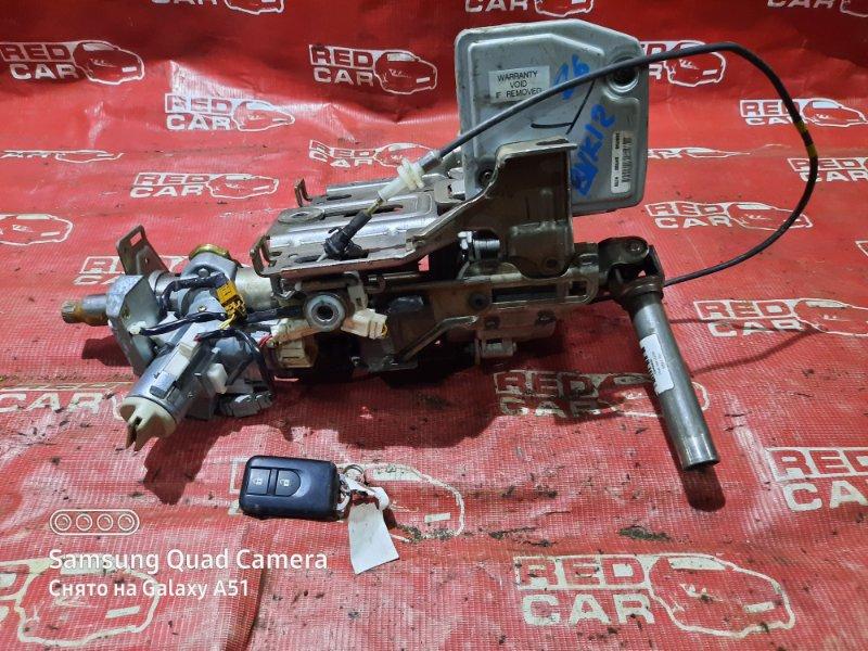 Рулевая колонка Nissan March BNK12-010857 CR14 2003 (б/у)