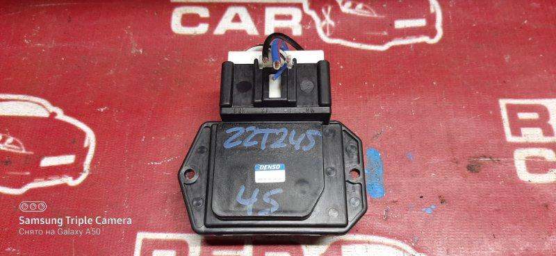Реостат Toyota Allion ZZT245-0007890 1ZZ 2002 (б/у)