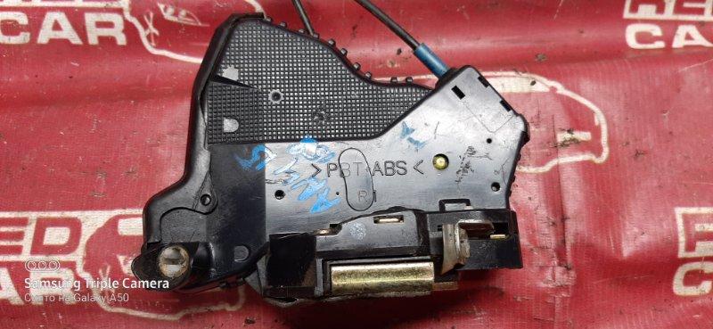 Замок двери Toyota Alphard ANH15-0016419 2003 передний правый (б/у)