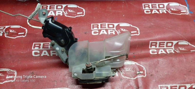 Замок двери Toyota Land Cruiser HDJ81-0047581 1HD 1994 задний левый (б/у)