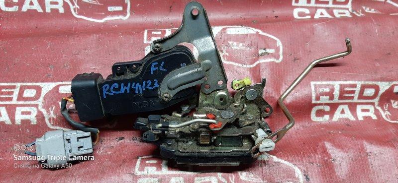 Замок двери Toyota Hiace Regius RCH41-0023124 3RZ 1998 передний левый (б/у)