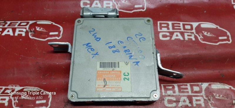 Компьютер Toyota Carina CT190-7010442 2C-2720309 1994 (б/у)
