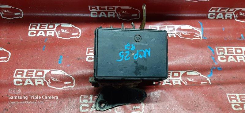 Блок abs Toyota Funcargo NCP25-0038034 1NZ 2003 (б/у)