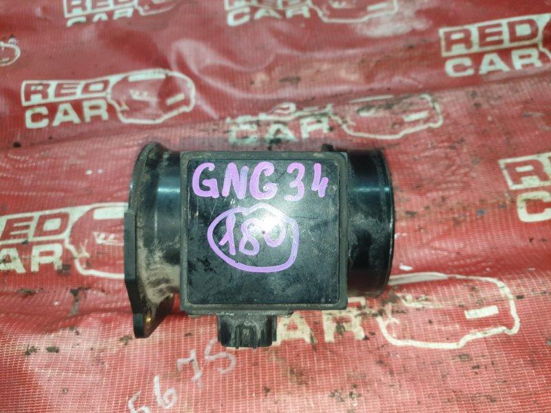 Датчик расхода воздуха Nissan Laurel GNC34-264885 RB25-156839A 1996 (б/у)