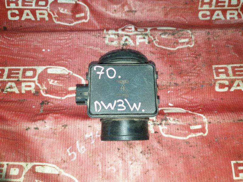 Датчик расхода воздуха Mazda Demio DW3W-524730 B3 2000 (б/у)
