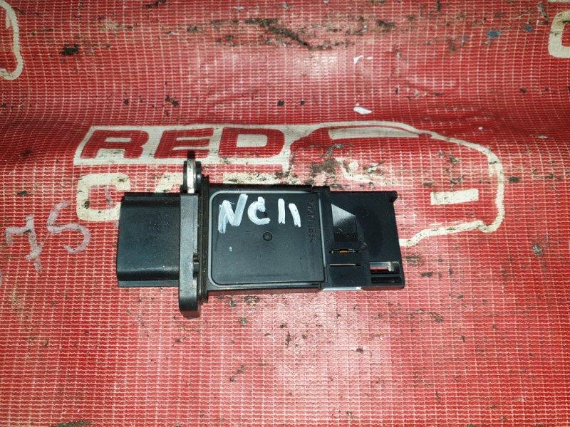 Датчик расхода воздуха Nissan Tiida NC11 HR15 (б/у)