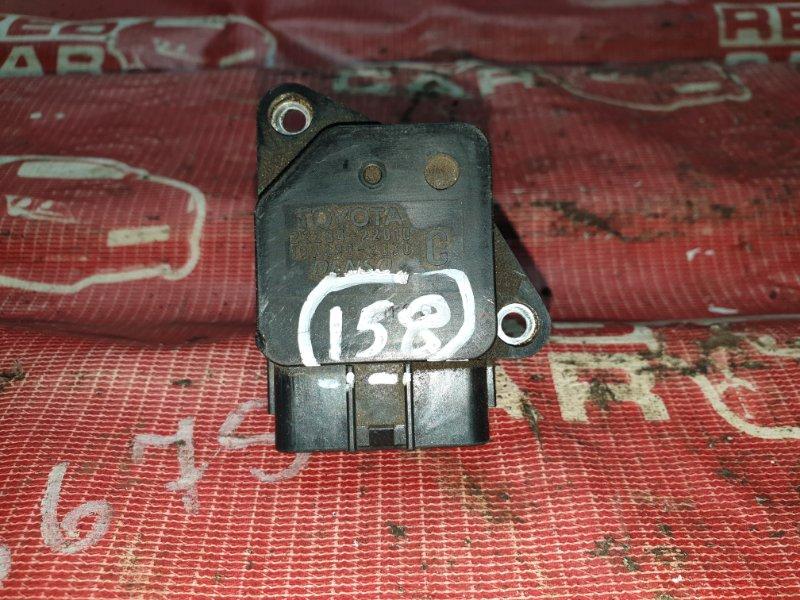 Датчик расхода воздуха Toyota Wish ZNE14-0061770 1ZZ 2009 (б/у)