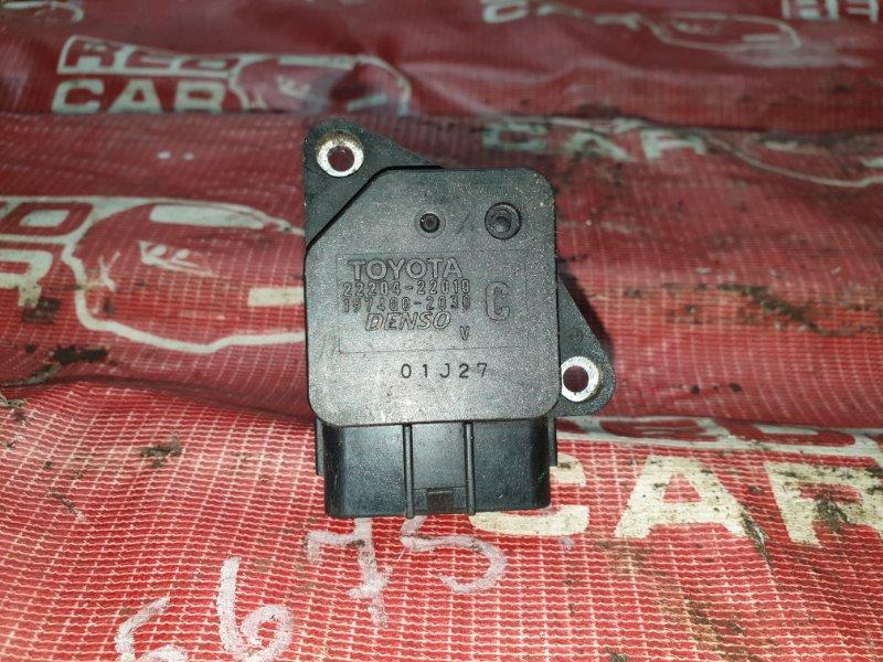 Датчик расхода воздуха Toyota Allion ZZT245-0039417 1ZZ 2007 (б/у)