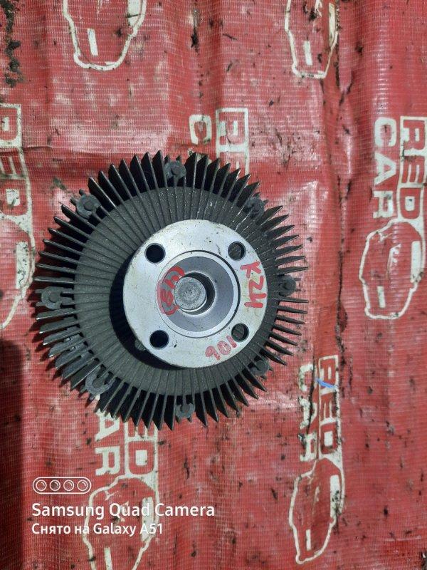 Вискомуфта Toyota Hiace KZH106-1025830 1KZ 1996 (б/у)