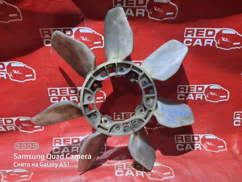 Вентилятор Toyota Hiace KZH106-1025830 1KZ 1996 (б/у)
