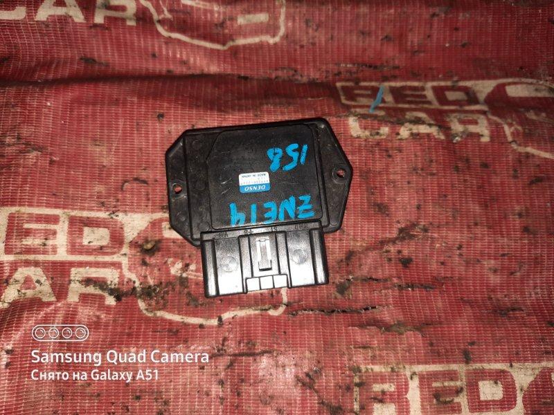 Резистор Toyota Wish ZNE14-0061770 1ZZ 2009 (б/у)
